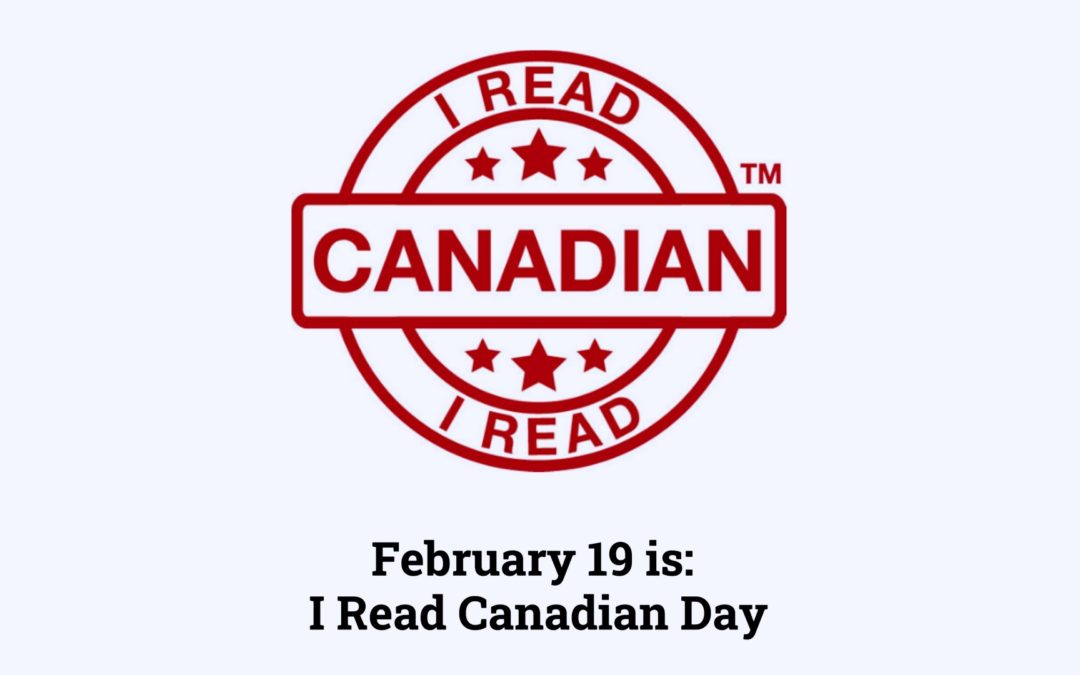 I Read Canadian 2020